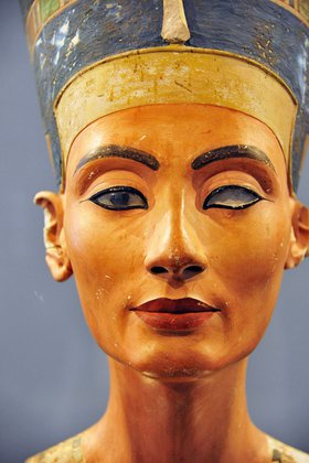 Queen Nefertiti Bust