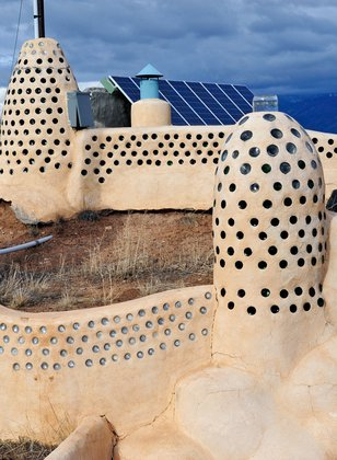 Earthships in Greater World Earthship Community
